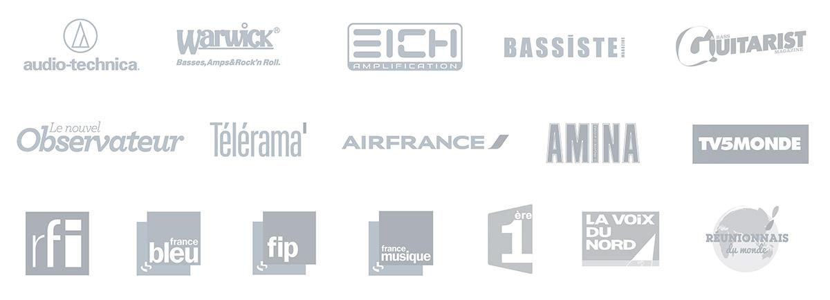 logo sponsors et media Johann Berby