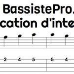Qualification d'intervalles en musique