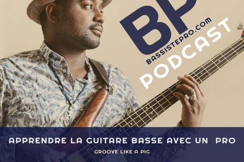 blog bassistepro podcast itunes guitare basse