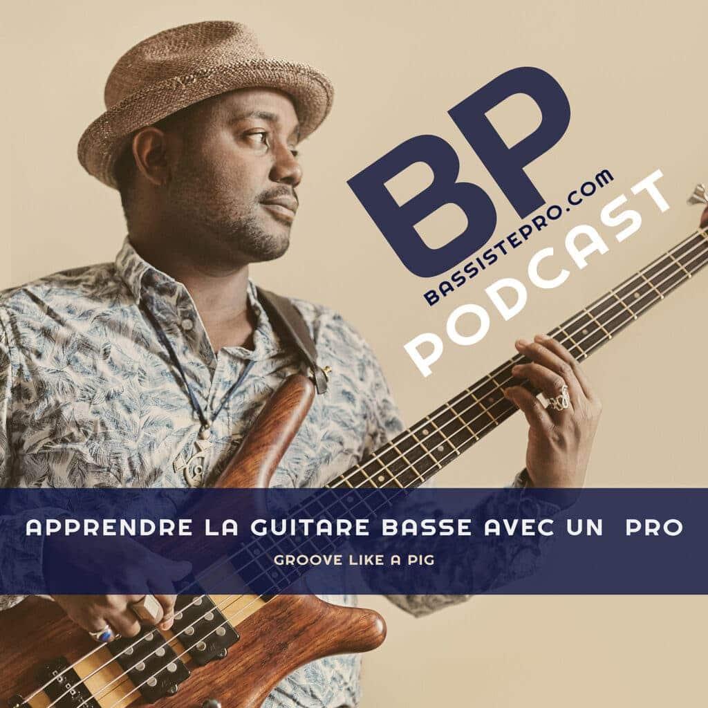 podcast de bienvenue au blog bassistepro