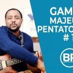 Gamme pentatonique majeure #1 - Playlist vidéo