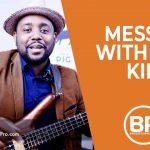 Messin with the kid - Cours de basse Blues débutants