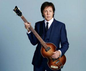 Biographie Paul McCartney