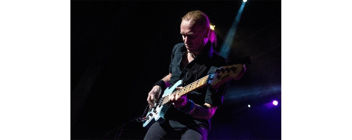Billy Sheehan | Biographie