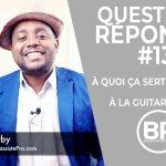 Q+R #13 Les relatifs à la guitare basse