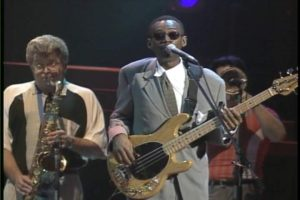 bassiste chic bernard edwards