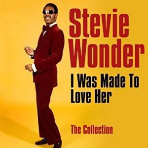 i was made to love her de steve wonder