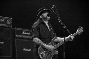 bassiste motorhead lemmy kilmister