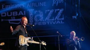 sting bassiste de Police biographie