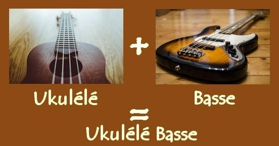 ukulele basse ubass