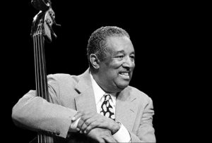 la contrebasse avec ray brown jazz