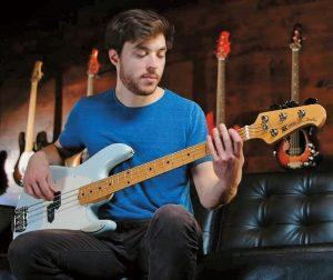 joe dart le bassiste funk biographie