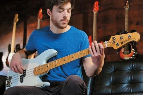 joe dart le bassiste funk biographie