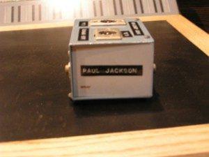 paul jackson bassiste de funk