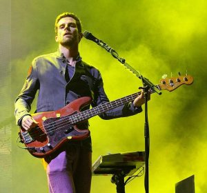 basse guy berryman coldplay