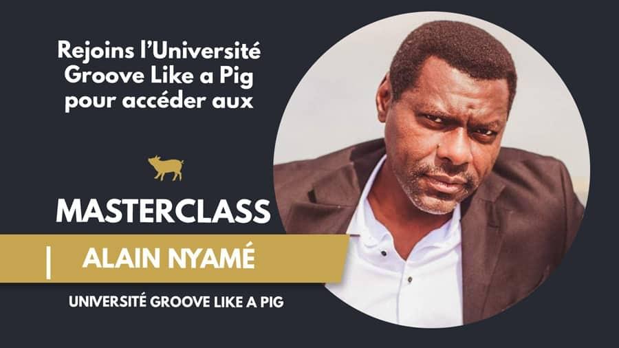Masterclass Alain Nyamé