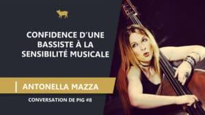 Antonella Mazza Bassiste