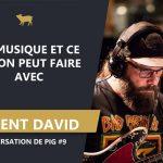 Laurent David - La musique et ce qu'on peut faire avec