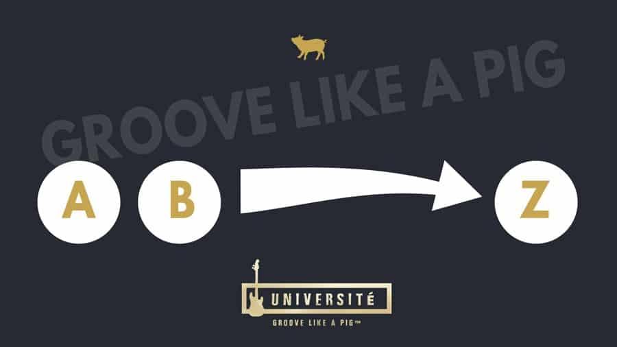 c'est quoi l'Université GROOVE LIKE A PIG™