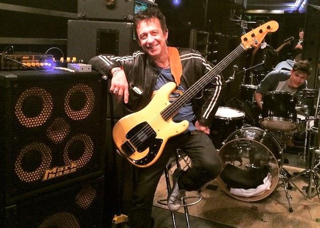 eric s bassiste