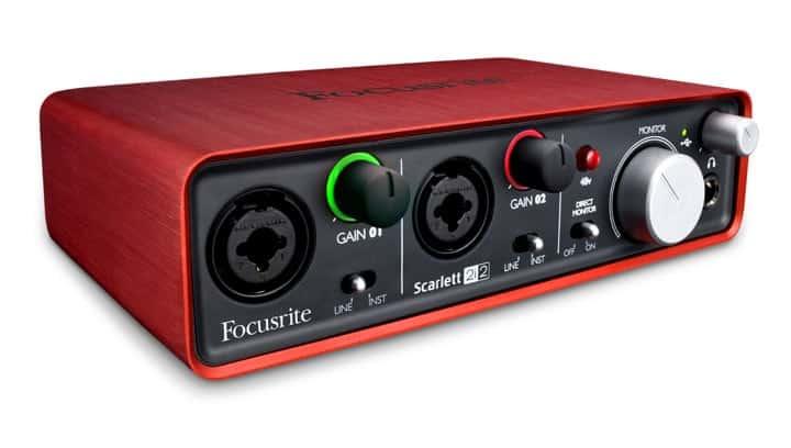 choisir une carte audio ordinateur externe