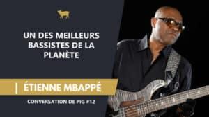 Étienne Mbappé Bassiste