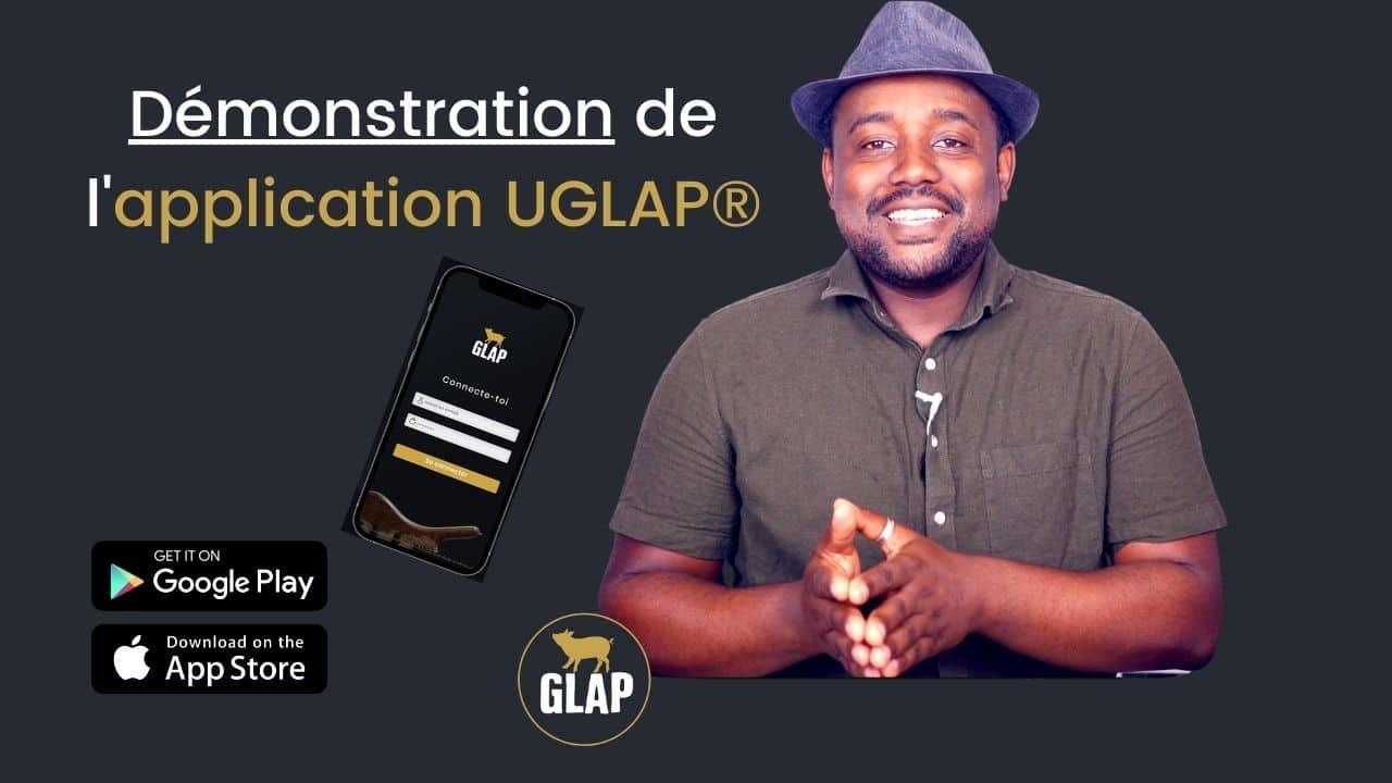 Démonstration de l'application UGLAP® demonstration-application-uglap